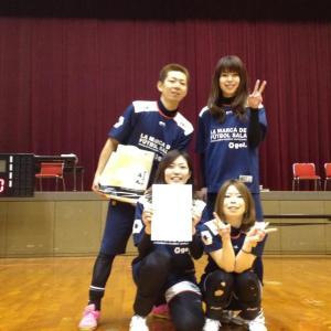 第12回キンボールスポーツジャパンオープン・フレンドリーカップ