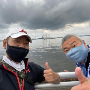 2021/06/13 二人で名古屋港ウォーキング