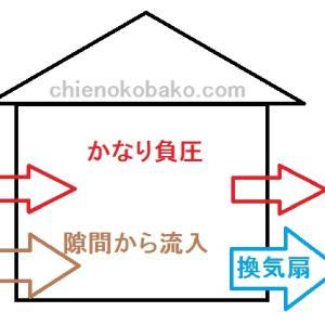 第1種換気装置のロスガードに改善要求