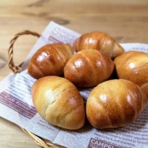 紅茶酵母のロールパン
