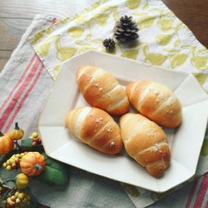 塩パン&ガーリックバター塩パン