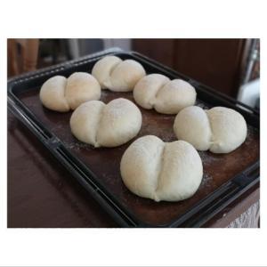 白パンとバゲット