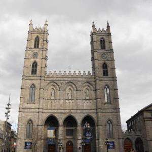 カナダ東部旅行⑨ モントリオール