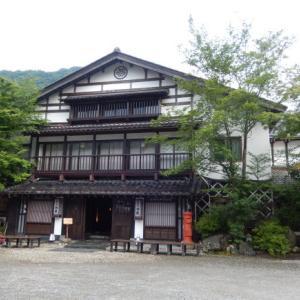 夏の日光秘湯へのドライブ旅5 湯西川温泉本家伴久