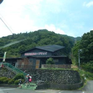 夏の日光秘湯へのドライブ旅7  鬼怒川温泉ロープウェイおさるの山
