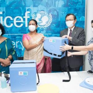 スリランカでワクチン接種ができない人