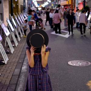 えんとつ町のプペル光る絵本展@堀切菖蒲園