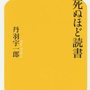 「死ぬほど読書」丹羽 宇一郎 幻冬舎