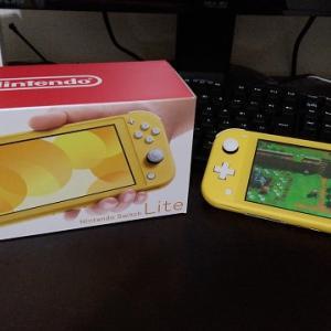 Switch Lite買ったった