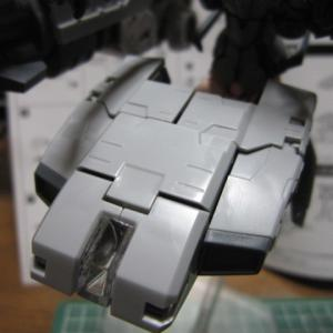 M.S.G ギガンティックアームズ02 ブリッツガンナー(製作編02)