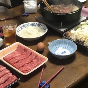 ツケモノ、初めて松阪牛を食べる