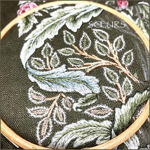 新しい刺繍 その3
