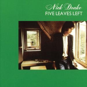 夭折したニック・ドレイクの3枚のアルバム