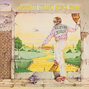 名盤ランキングの常連盤66位:『Goodbye Yellow Brick Road』