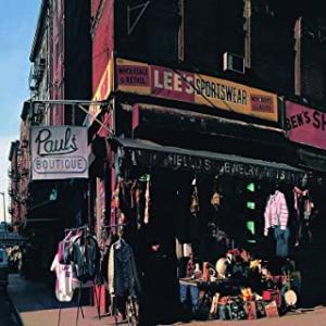 名盤ランキングの常連盤64位:『Paul's Boutique』