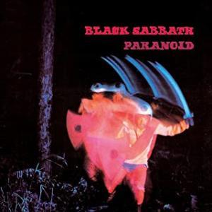 名盤ランキングの常連盤62位:『Paranoid』