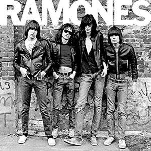 名盤ランキングの常連盤59位:『Ramones』