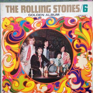 ローリング・ストーンズの古いレコードが復活!