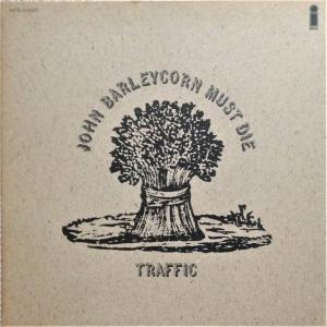 LP『John Barleycorn Must Die』-JP盤とUS盤の比較