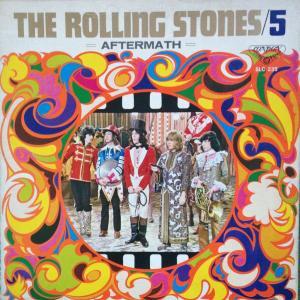 ローリング・ストーンズの古いレコードが復活!その2