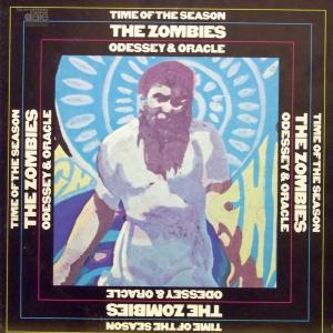 中古レコード入手情報:『Odessey & Oracle』のUS再発盤
