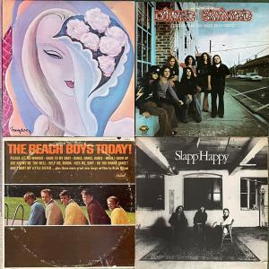 高額で入手したレコード(JN基準)+好きな曲NO.135