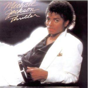 名盤ランキングの常連盤21位:『Thriller』