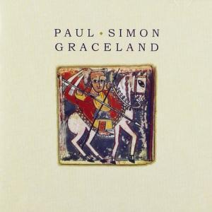名盤ランキングの常連盤44位:『Graceland』