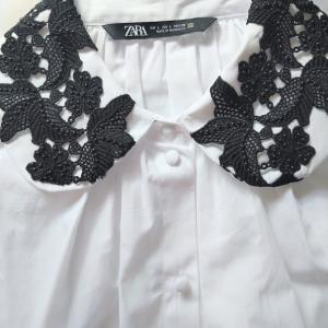 ZARAポプリンシャツ♡