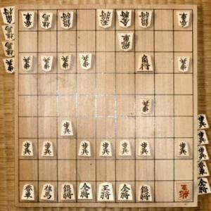 本年度清さんとの将棋33局目