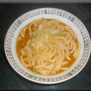 もつ鍋スープで