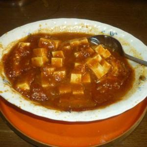 木綿豆腐美味しい