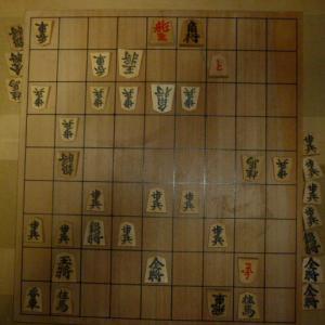 2020年度清さんとの将棋32局目