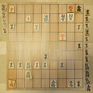 2021年度清さんとの将棋12局目