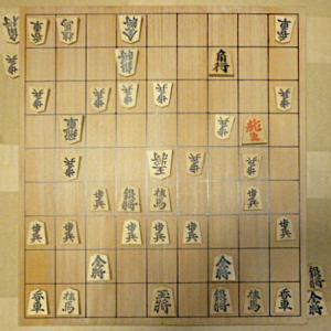 2021年度清さんとの将棋14局目