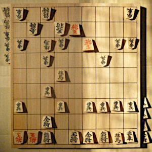 2021年度清さんとの将棋16局目