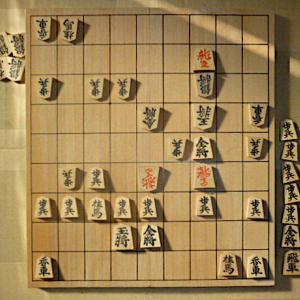2021年度清さんとの将棋17局目