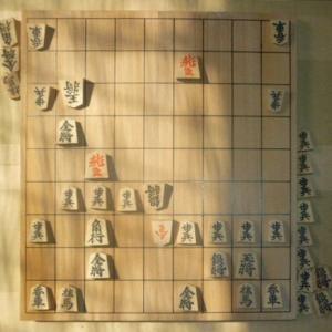 2021年度清さんとの将棋19局目