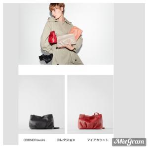 ZARAのバッグ