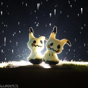雨夜の。。。。