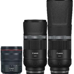 R5と一緒に発表された変態レンズ
