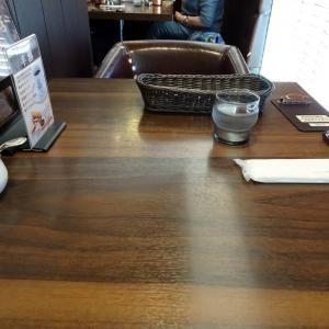KKさん 近所のカフェでスパゲティを注文する