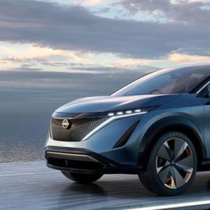 【卒FIT家庭や太陽光発電事業者には注目の車ですね。】日産 アリア、7月15日デビューが決定…新型EVクロスオーバー