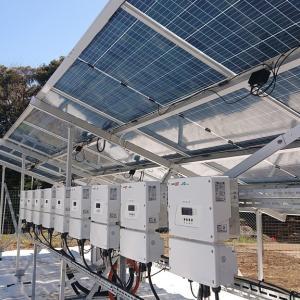 【家庭用にもオプティマイザー競争の兆し】過積載率250%に対応の太陽光パワコン、ソーラーエッジがMLPEにも対応の新製品:スマートジャパン