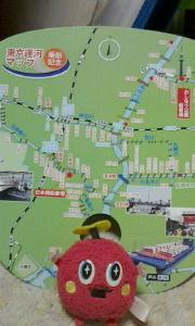 ムック3号旅行記 築地場外市場味めぐり と日本橋川下り 老舗探訪