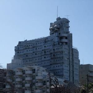 軍艦マンション 新宿区東大久保