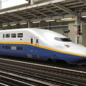 新幹線E4系Max 定期運行終了・・・