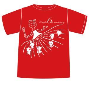 今年も作ります!6周年記念Tシャツ!
