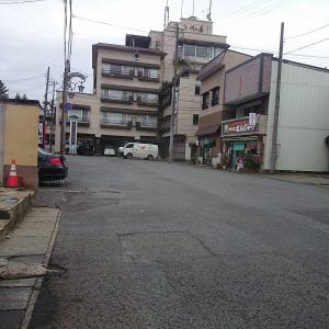 小野川温泉・・・・