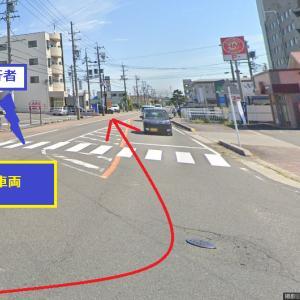 三重県津市河芸町東千里付近は逆走が流行っているのか?ここは本当に日本か?と思ってしまう